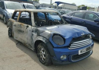 BMW MINI ONE 2012 BREAKING FOR PARTS